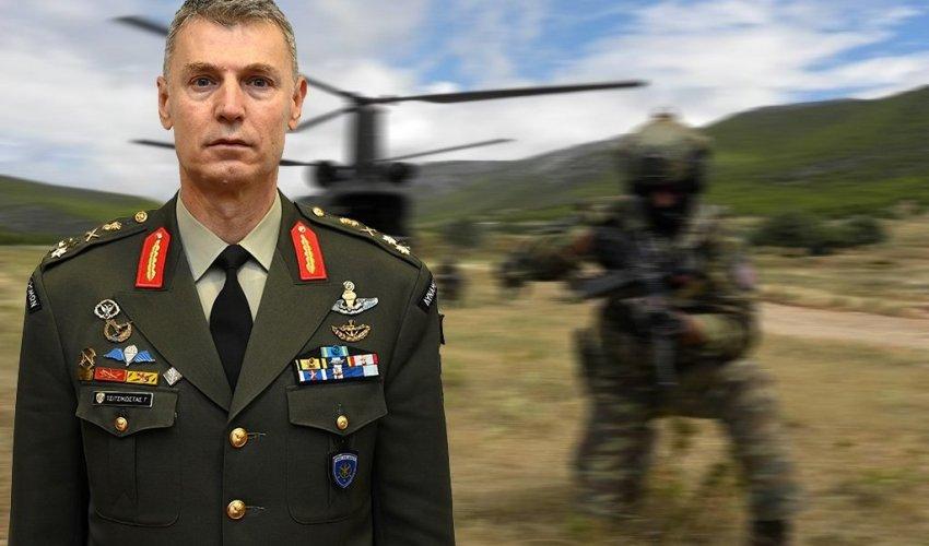 Αυτοδιοίκητες πλέον οι Ειδικές Δυνάμεις με πρώτο διοικητή τον Γεώργιο Τζιτζικώστα