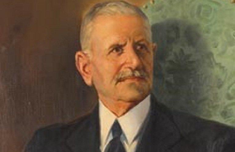 Ο γενάρχης Διαμαντής   Πατέρας  του Κωνσταντίνου