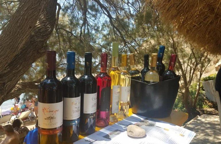 κρασιά της περιοχής