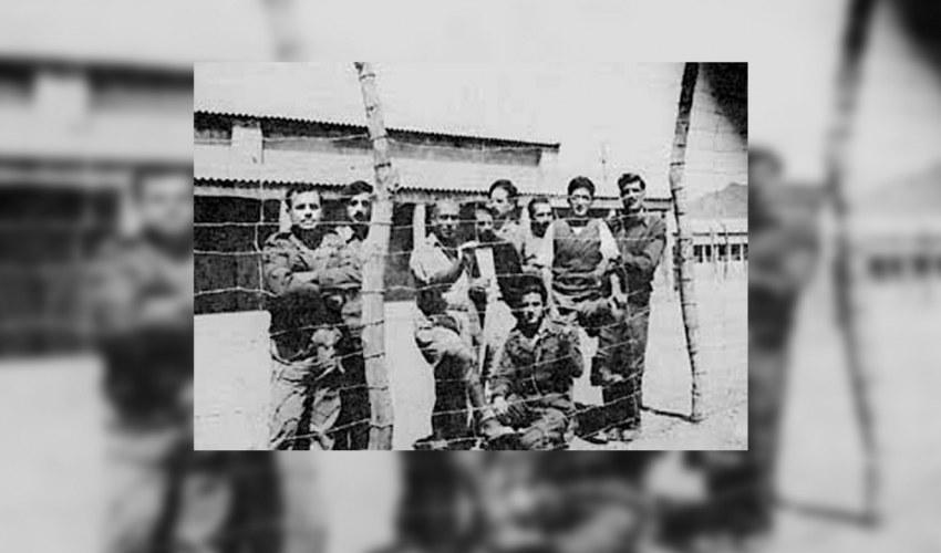 Χιώτες στρατεύσιμοι στα «Σύρματα», Μέση Ανατολή 1943 – από την σελίδα ΠΑΛΑΙΕΣ ΦΩΤΟΓΡΑΦΙΕΣ ΧΙΟΥ