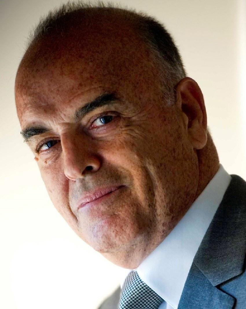 Ο οικονομολόγος δρ. Ματθαίος Λως, πρόεδρος της VRONTADOS S.A.