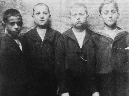 Παιδική ηλικία στην Κωνσταντινούπολη