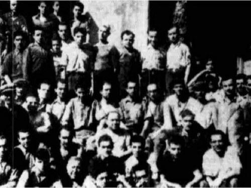 Εργαζόμενοι στη Βιοτεχνία Κλινών Κουγιούλη
