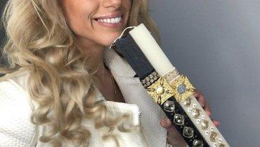 Η ελληνοαμερικανίδα Χιώτισσα σχεδιάστρια κοσμημάτων Ειρήνη Έρικα Σταυρινούδη