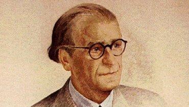 Ο Μανώλης Τριανταφυλλίδης πρόεδρος της Επιτροπής Σύνταξης της Νεοελληνικής Γραμματικής.