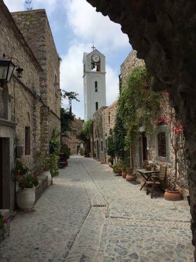 Χίος, Μαστιχοχώρια: Μεστά Φωτογραφία: Τμήμα Τουρισμού Περιφερειακής Ενότητας Χίου