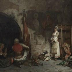 «Η Αιχμάλωτη», το εξαιρετικό έργο του που κυριάρχησε σε δημοπρασίες των κορυφαίων οίκων Sotheby's και Bonhams