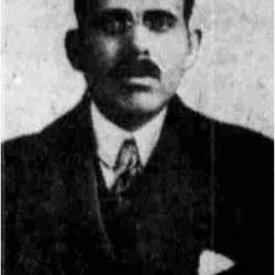 Ο Ιωάννης Κουγιούλης το 1927