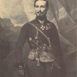 Ο νεαρός τότε αξιωματικός του Γαλλικού Ναυτικού Olivier Voutier